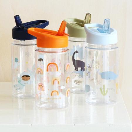 Immagine di A Little Lovely Company® Bottiglietta Rainbows