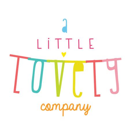Immagine di A Little Lovely Company® Lettere decorative colore Gold