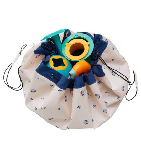 Immagine di Play&Go® Sacco Portagiochi e Tappeto Balon