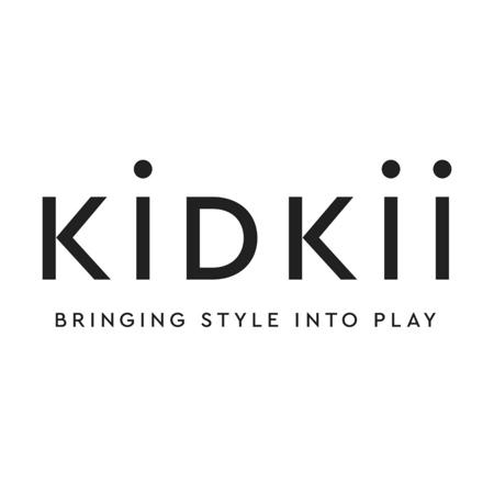 Immagine di Kidkii® Piscina con palline Pearl Round Grey 90x40