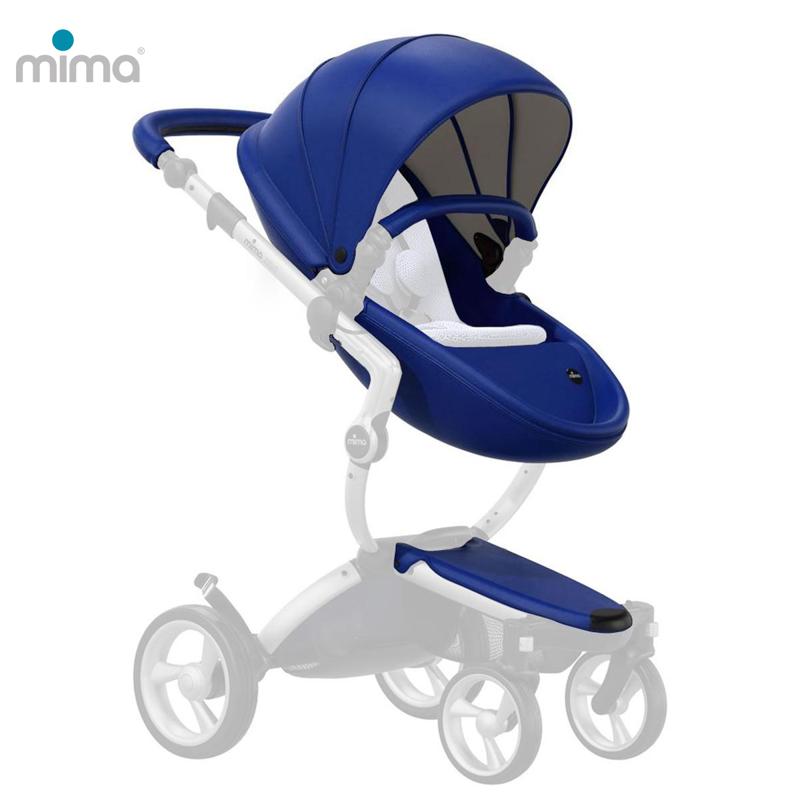 Immagine di Mima® 2in1 Navicella e Seduta sportiva Xari Royal Blue