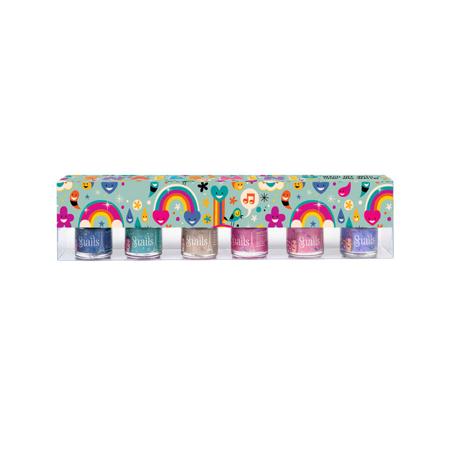 Snails® Set regalo 6 mini smalti Special Edition