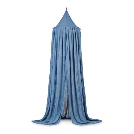 Immagine di Jollein® Baldacchino per il lettino Jeans Blue