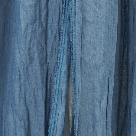 Jollein® Baldacchino per il lettino Jeans Blue