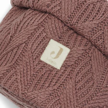 Jollein® Contenitore Spring Knit Chestnut
