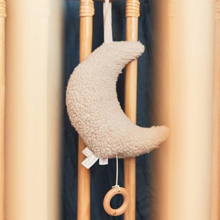 Jollein® Appendino musicale Moon Nougat