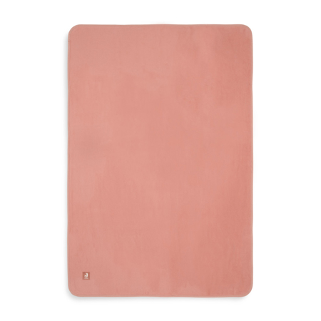 Jollein® Coperta di cotone 150x100 Rosewood