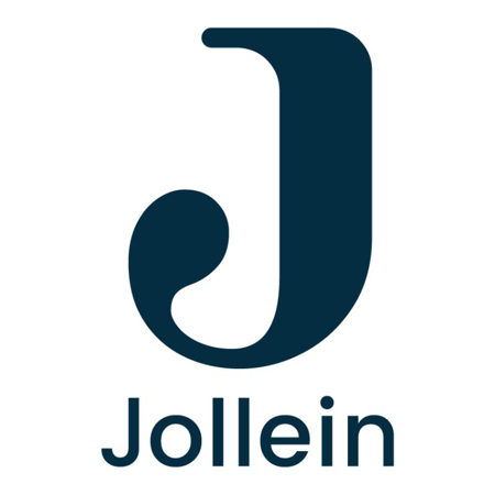 Immagine di Jollein® Coperta di cotone 150x100 Rosewood