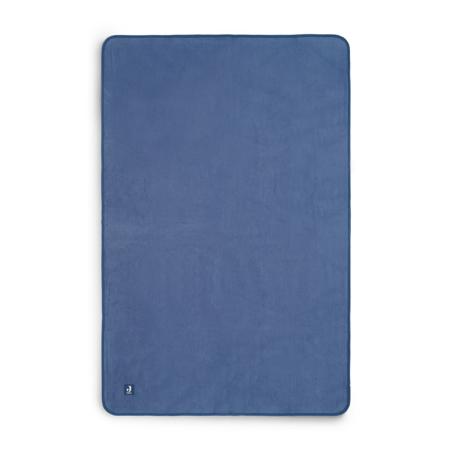 Jollein® Coperta di cotone 150x100 Jeans Blue