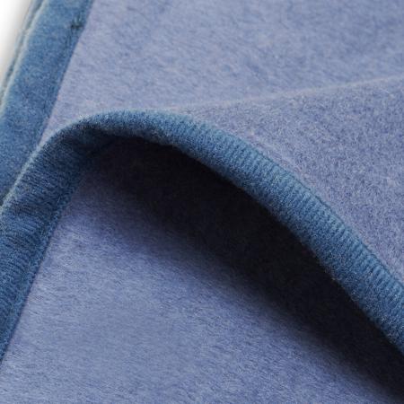 Immagine di Jollein® Coperta di cotone 150x100 Jeans Blue