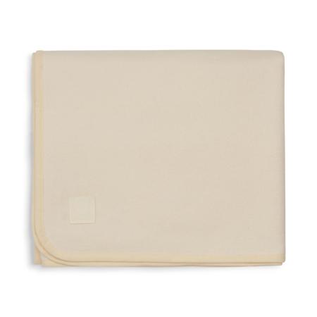 Immagine di Jollein® Coperta di cotone Ivory 75x100