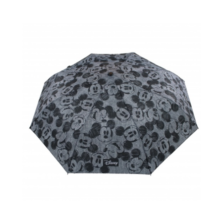 Disney® Ombrello per bambini Mickey Mouse Grey Sky