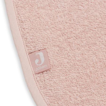 Immagine di Jollein® Bavaglino in cotone Pale Pink