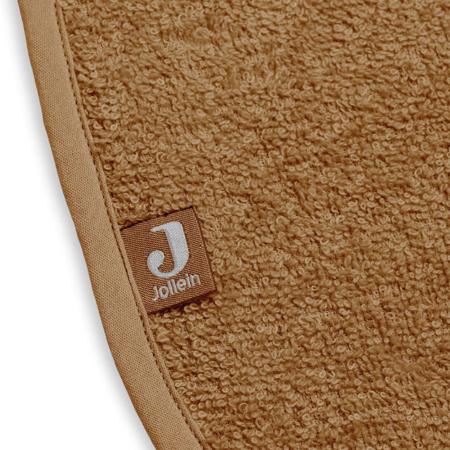 Immagine di Jollein® Bavaglino in cotone Caramel