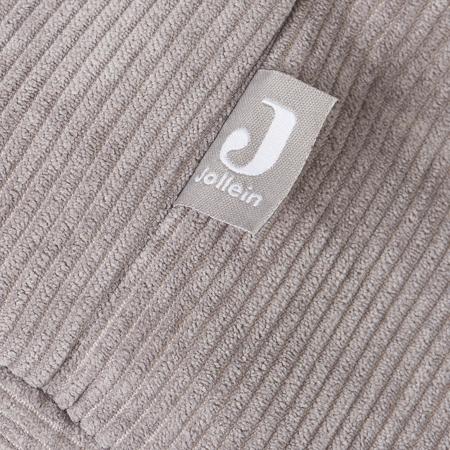 Immagine di Jollein® Cestino portaoggetti Corduroy Storm Grey