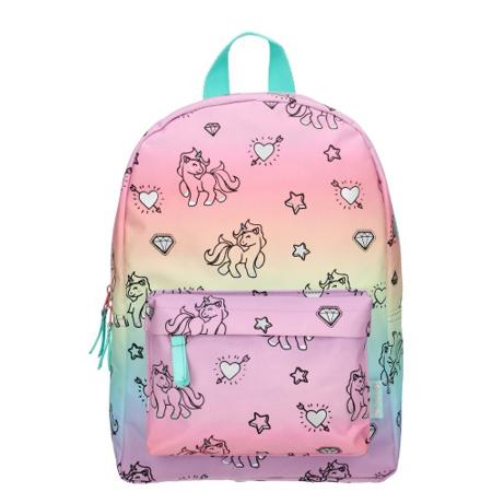 Kidzroom® Zainetto Milky Kiss Rainbows and Unicorns (S)