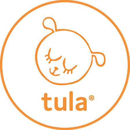 Immagine di Tula® Marsupio portabebè Free To Grow Linen Botanical