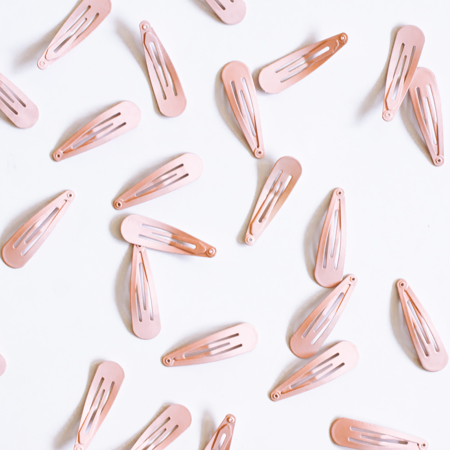 Immagine di Mollette per capelli Pink 25 pezzi