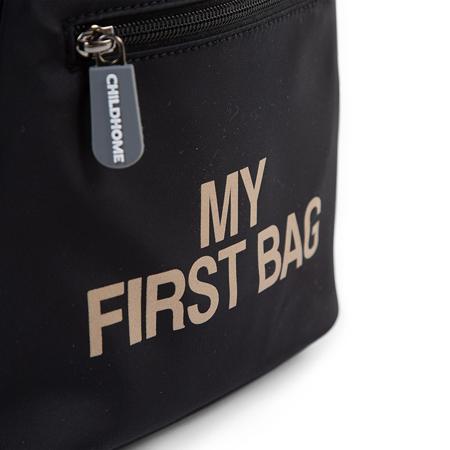 Immagine di Childhome® Zaino My First Bag Black