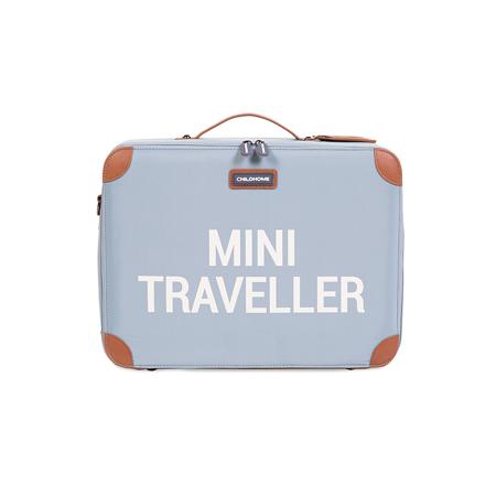 Immagine di Childhome® Valigia da viaggio MINI Traveller Grey Off White