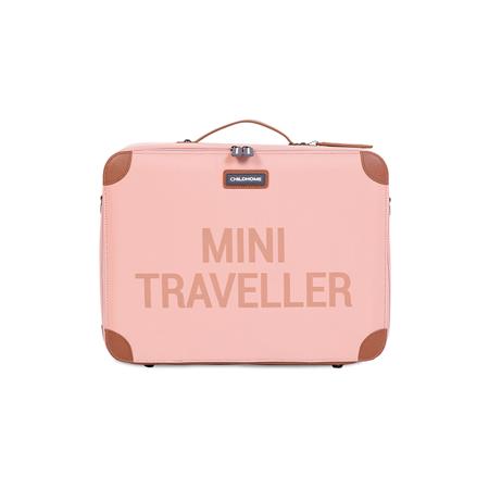 Immagine di Childhome® Valigia da viaggio MINI Traveller Pink Copper