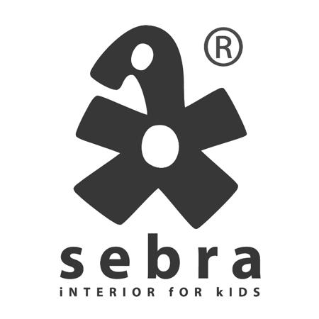 Immagine di Sebra® Set di 3 mussole Powder Blue  75x75