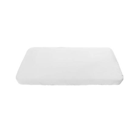 Immagine di Sebra® Lenzuolo per materasso per bambini Junior & Grow White 160 x 90 cm