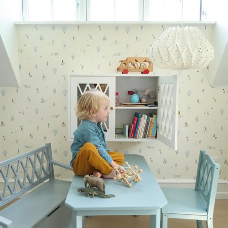 CamCam® Tavolino per bambini Dusty Rose