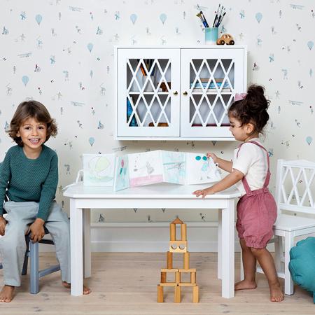 Immagine di CamCam® Tavolino per bambini Dusty Rose