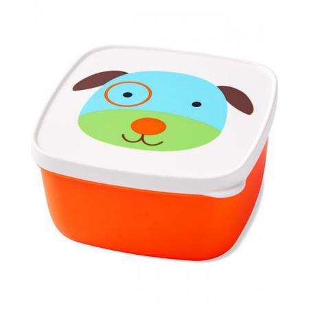 Immagine di Skip Hop® Set di contenitori per snack Cane