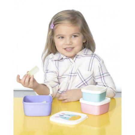 Immagine di Skip Hop® Set di contenitori per snack Unicorno