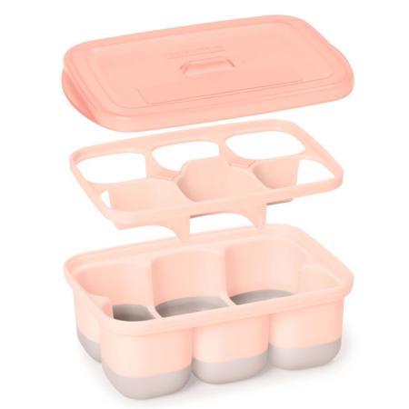 Immagine di Skip Hop® Contenitori per congelare le pappe Grey / Coral