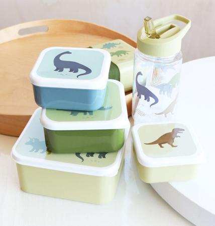 A Little Lovely Company® Contenitori snack Dino