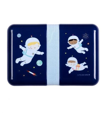 Immagine di A Little Lovely Company® Contenitore per snack Astronauta