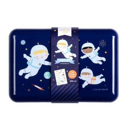 A Little Lovely Company® Contenitore per snack Astronauta
