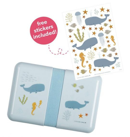 A Little Lovely Company® Contenitore per snack Ocean