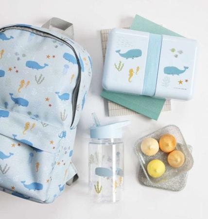 Immagine di A Little Lovely Company® Contenitore per snack Ocean