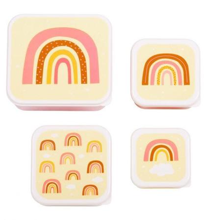Immagine di A Little Lovely Company® Contenitori snack Arcobaleno