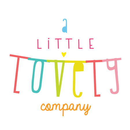 Immagine di A Little Lovely Company® Zaino per bambini Arcobaleno