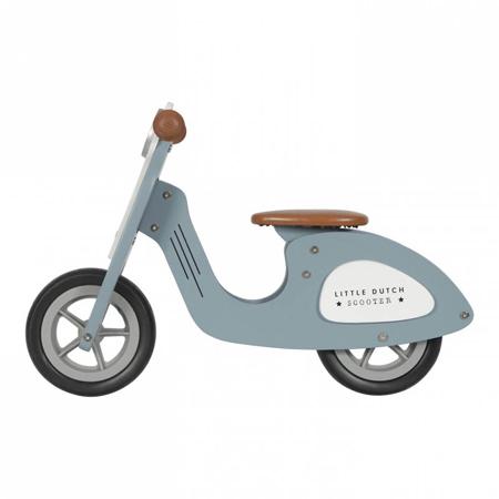 Immagine di Little Dutch® Scooter senza pedali Dark Blue