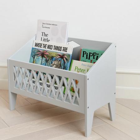 CamCam® Libreria Harlequin Grey