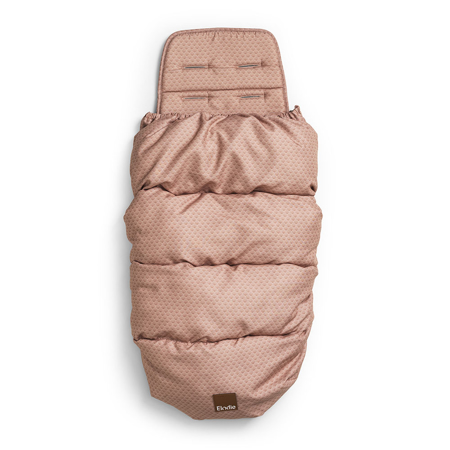 Elodie Details® Sacco invernale con materassino Pink Nouveau