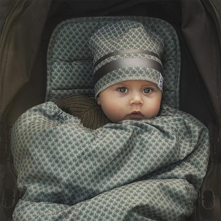 Immagine di Elodie Details® Sacco invernale con materassino Turquoise Nouveau
