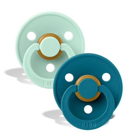Bibs® Ciuccio Nordic Mint & Forest Lake 2 (6-18m)