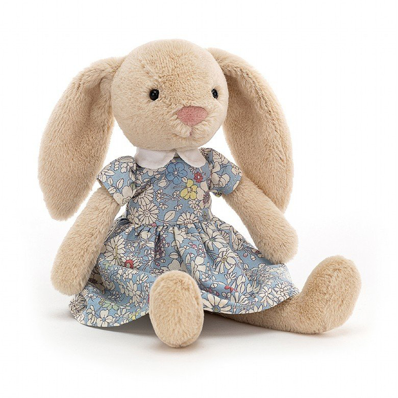 Immagine di Jellycat® Peluche Floral Lottie Rabbit 27x10