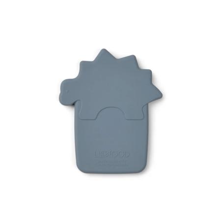 Liewood® Giocattolo di attività  in silicone Telefono Dino Blue Wave