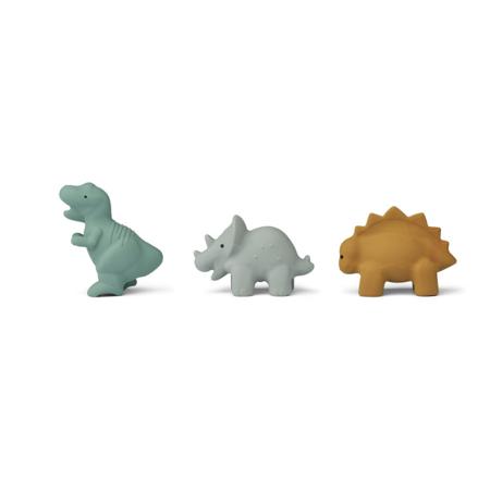 Liewood®  Set di 3 giochi da bagno David Dino Blue multi Mix