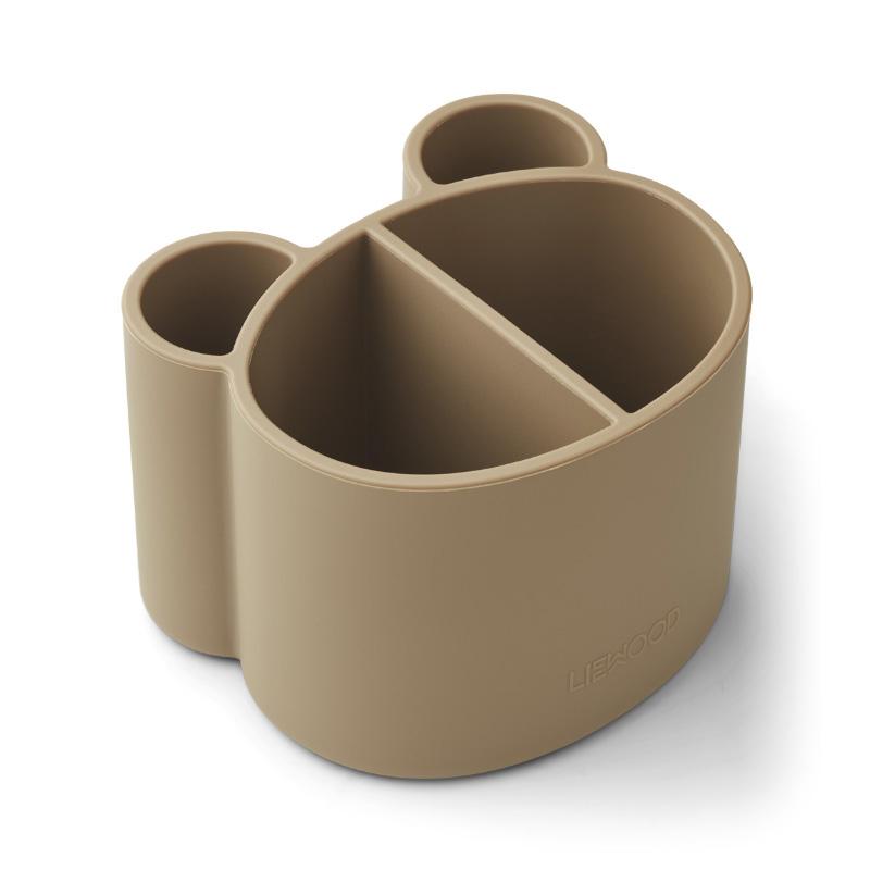 Immagine di Liewood® Vasetto universale  in silicone Sandra Oat