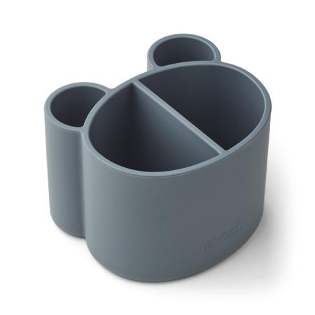 Immagine di Liewood® Vasetto universale  in silicone Sandra Whale Blue