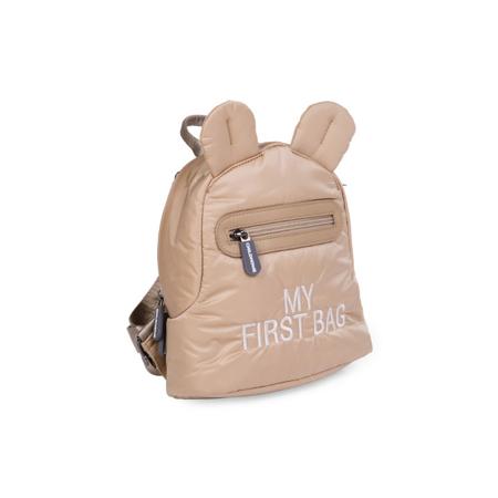Childhome® Zaino  My First Bag Beige